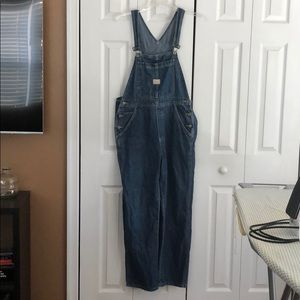 Old Navy Blue Jean Overalls
